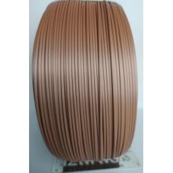UZARAS 1.75 mm Pale Taupe Glint Pla Plus ™ Filament 1000gr