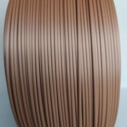 UZARAS 1.75 mm Pale Taupe Glint Pla Plus ™ Filament 1000gr Yarı Parlak Ekonomik