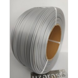 UZARAS 1.75 mm Glint Gainsboro Pla  Plus Filament 1000gr