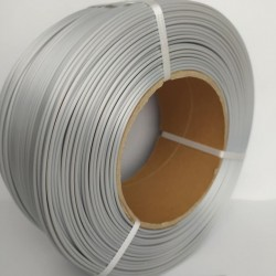 UZARAS 1.75 mm Glint Gainsboro Pla ™ Plus Filament 1000gr
