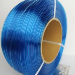 Uzaras 1.75mm Ice Blue Glass Pla Filament 1000Gr