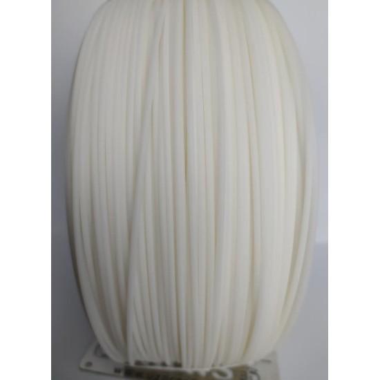 UZARAS 1.75 mm Saydam Beyaz Ultra PLA Plus ™ Filament 1000Gr