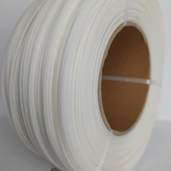 UZARAS 1.75 mm Saydam Beyaz Ultra PLA Plus ™ Filament 1000Gr