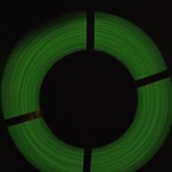 UZARAS 1.75 mm Gece Parlayan Petg Standart Filament 1000Gr Makarasız