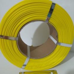 UZARAS 1.75 mm Sarı Eco PLA Plus Filament 1000Gr Makarasız