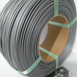 UZARAS 1.75 mm Silver Eco PLA Plus Filament 1000Gr Makarasız