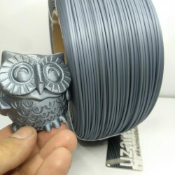 UZARAS 1.75 mm Glint Grey Pla Plus ™ Filament 1000gr