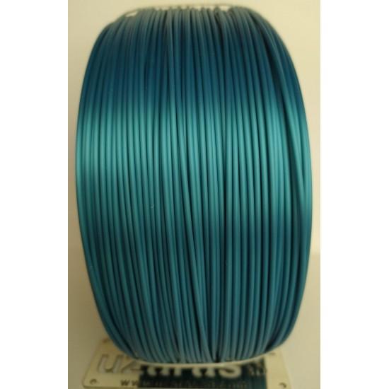UZARAS 1.75 mm Petrol Yeşili Glint Pla Plus ™ Filament 1000gr Tam Parlak Lüx